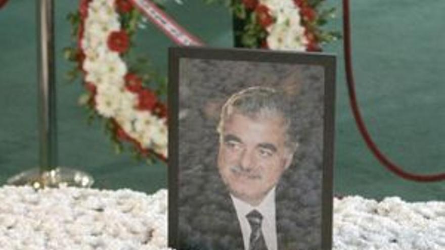 Hezbolá relaciona a Israel con la muerte de Hariri
