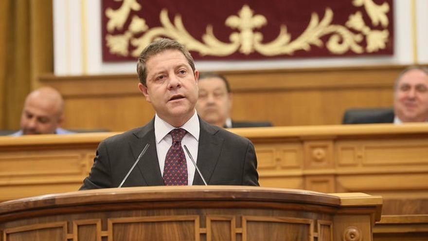 García-Page declara haber cobrado 69.203 euros en 2015 y tener 365.102 euros en sus cuentas bancarias