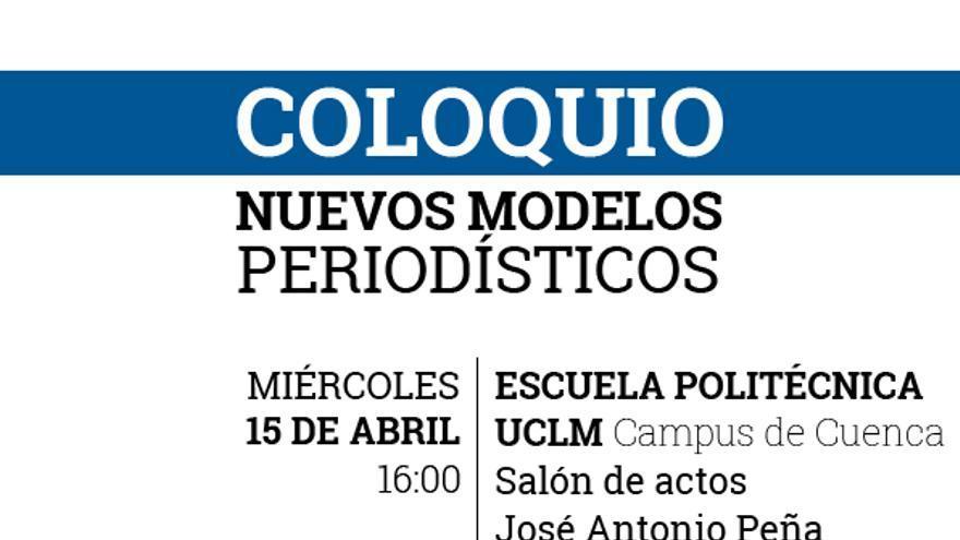 Coloquio 'Nuevos modelos periodísticos' de eldiario.es y la UCLM
