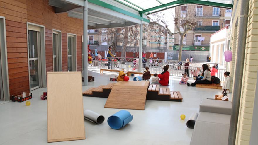 Escuela infantil en Pamplona