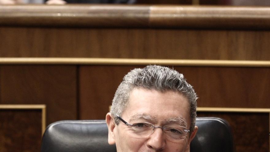 """Gallardón asegura que se ha atendido la """"totalidad"""" de las peticiones de refuerzo que le ha pedido el Supremo"""