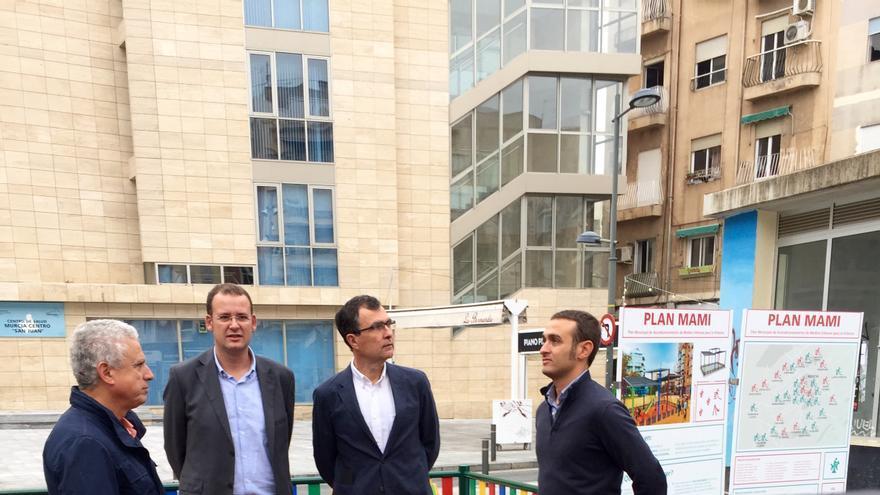 El ayuntamiento de Murcia quiere construir medio centenar de nuevas zonas de juego infantiles