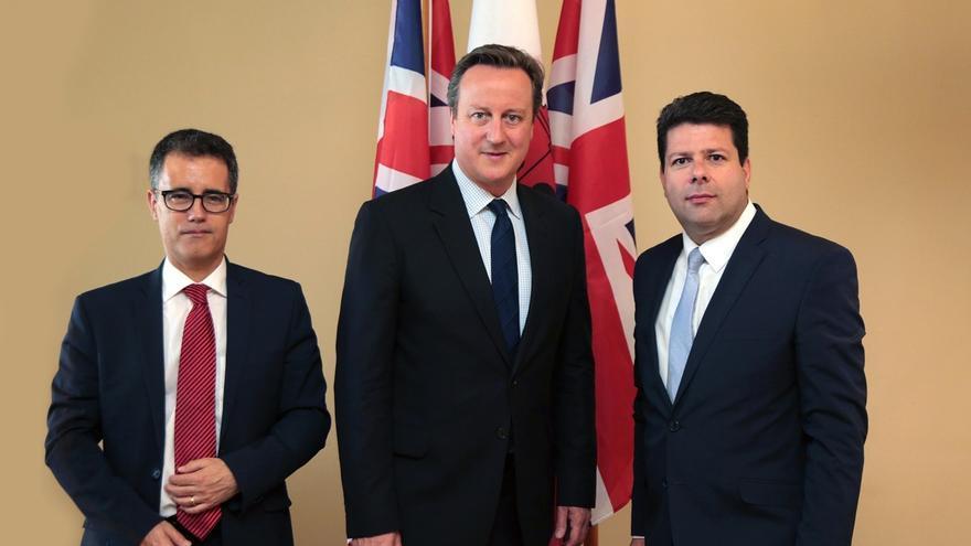 Picardo afirma que Margallo ha hecho la mejor campaña para que Gibraltar vote masivamente 'sí' a la UE