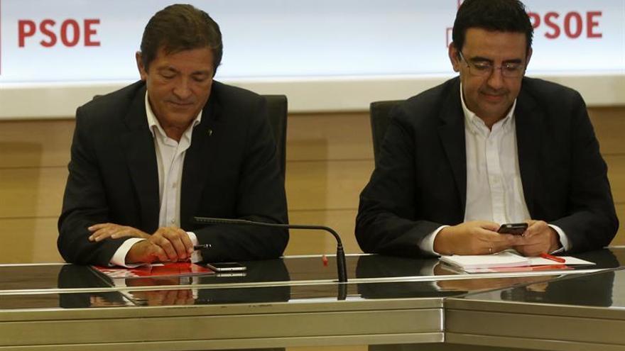 El andaluz Mario Jiménez será el portavoz de la gestora del PSOE