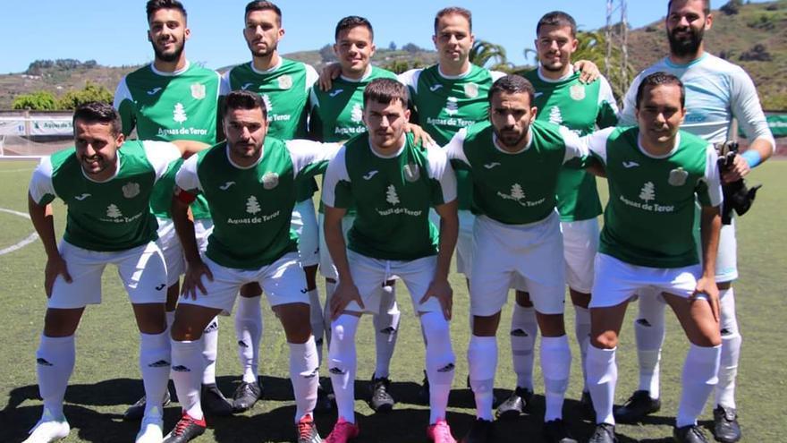 El Teror juega este fin de semana en La Palma el choque de vuelta de la eliminatoria de promoción a Tercera