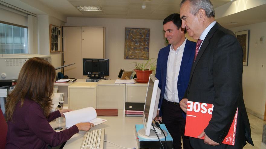 El PSOE presenta una enmienda a la totalidad de los presupuestos de la Región de Murcia