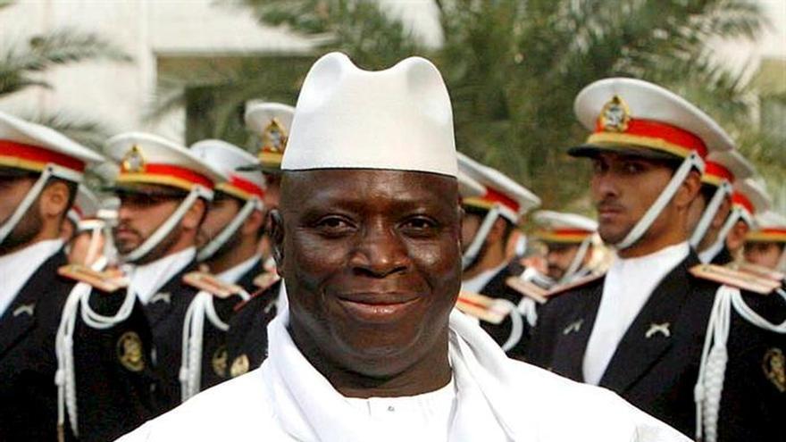 La CEDEAO da un ultimátum a Jammeh antes del avance de las tropas en Gambia