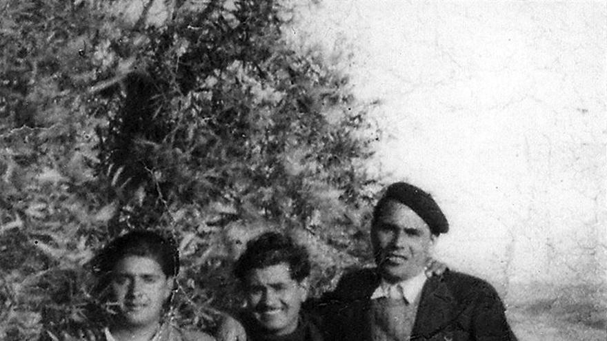 'Hijos de una guerra. Los hermanos Quero y la resistencia antifranquista'.