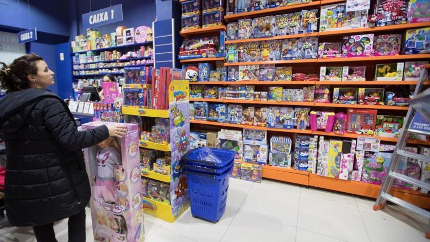 La venta de juguetes cayó un 1% en 2019 tras campaña de Navidad poco dinámica