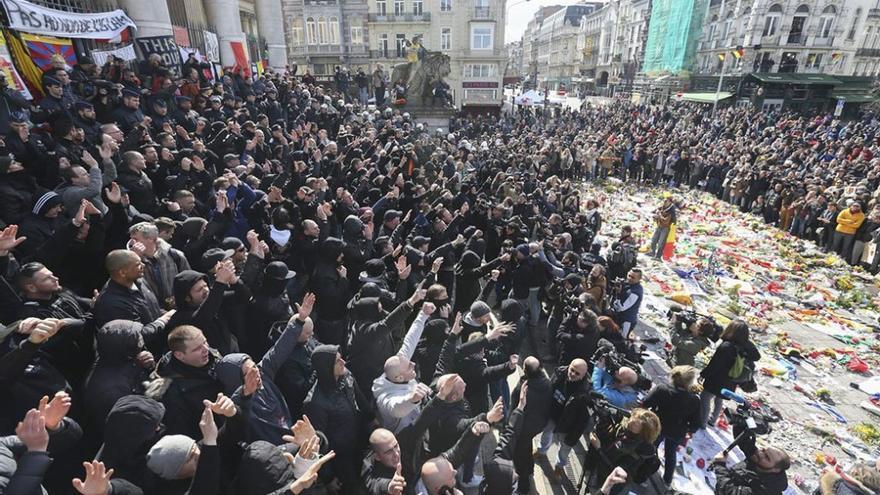 La ultraderecha y los nacionalismos siguen ganando terreno en Europa. (EFE).