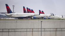 Delta Airlines cierra primer trimestre de 2020 con pérdidas de 534 millones