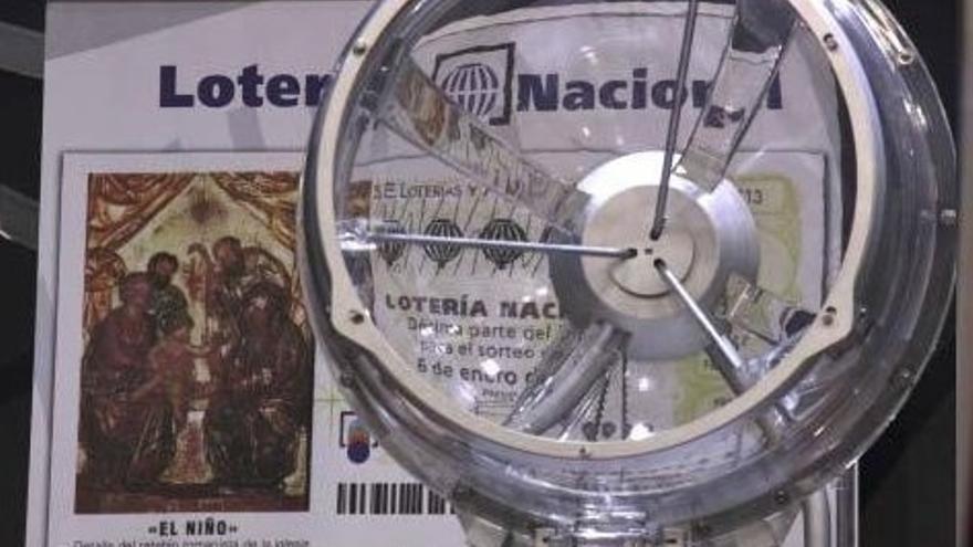 Las ventas de la Lotería de Navidad crecen un 1,79% en Euskadi y se sitúan en 66,20 euros por habitante