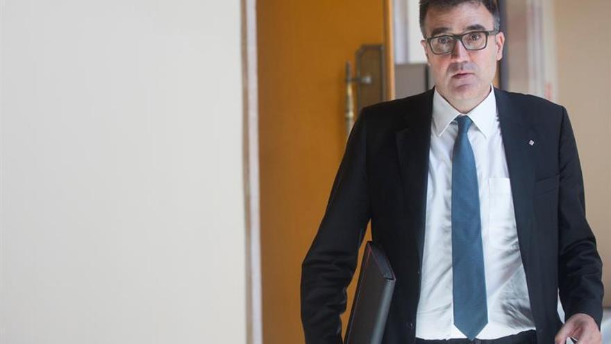 """El Govern censura a Montoro y dice que Cataluña """"no meterá a nadie en la cárcel"""""""