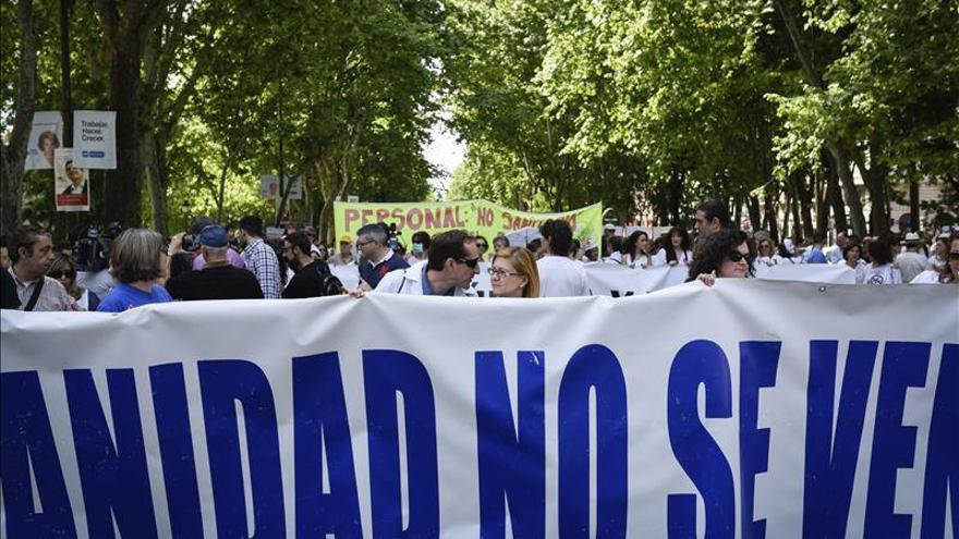 Asociaciones piden el voto para los partidos comprometidos con la sanidad pública