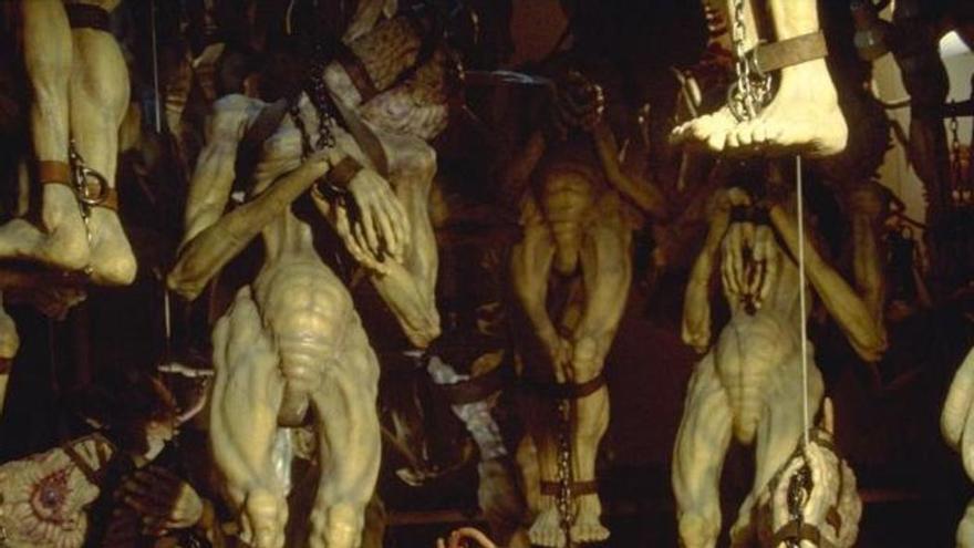 David Cronenberg en la Interzona