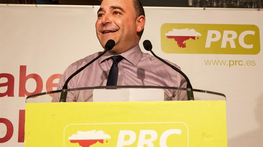 Pedro Diego, portavoz regionalista