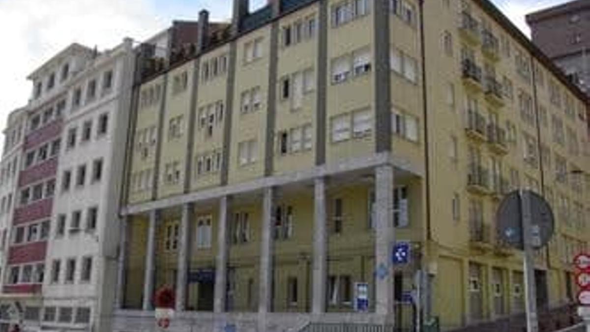 Centro de salud de Bilbao La Merced