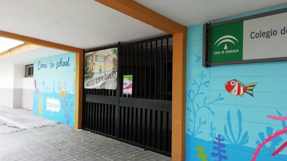 Un colegio público de Córdoba