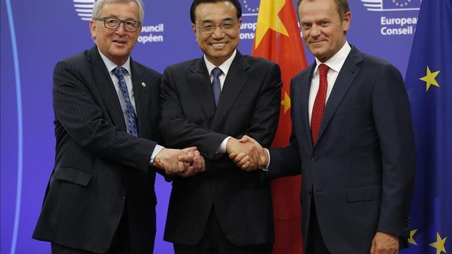 La UE estudiará mantener las medidas antidumping y los antisubsidios a los paneles chinos
