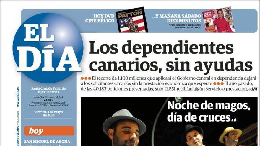 Las portadas del día (3-05-2012) #10