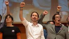 Anticapitalistas y Podemos: seis años de altibajos desde el Teatro del Barrio hasta la despedida pactada tras el Gobierno de coalición