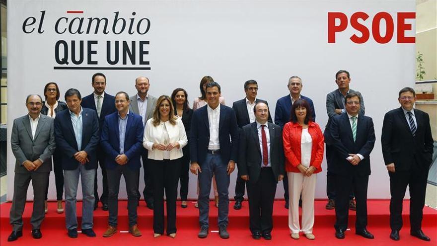 """Susana Díaz ve """"digno"""" y """"esperanzador"""" el resultado electoral del PSC"""