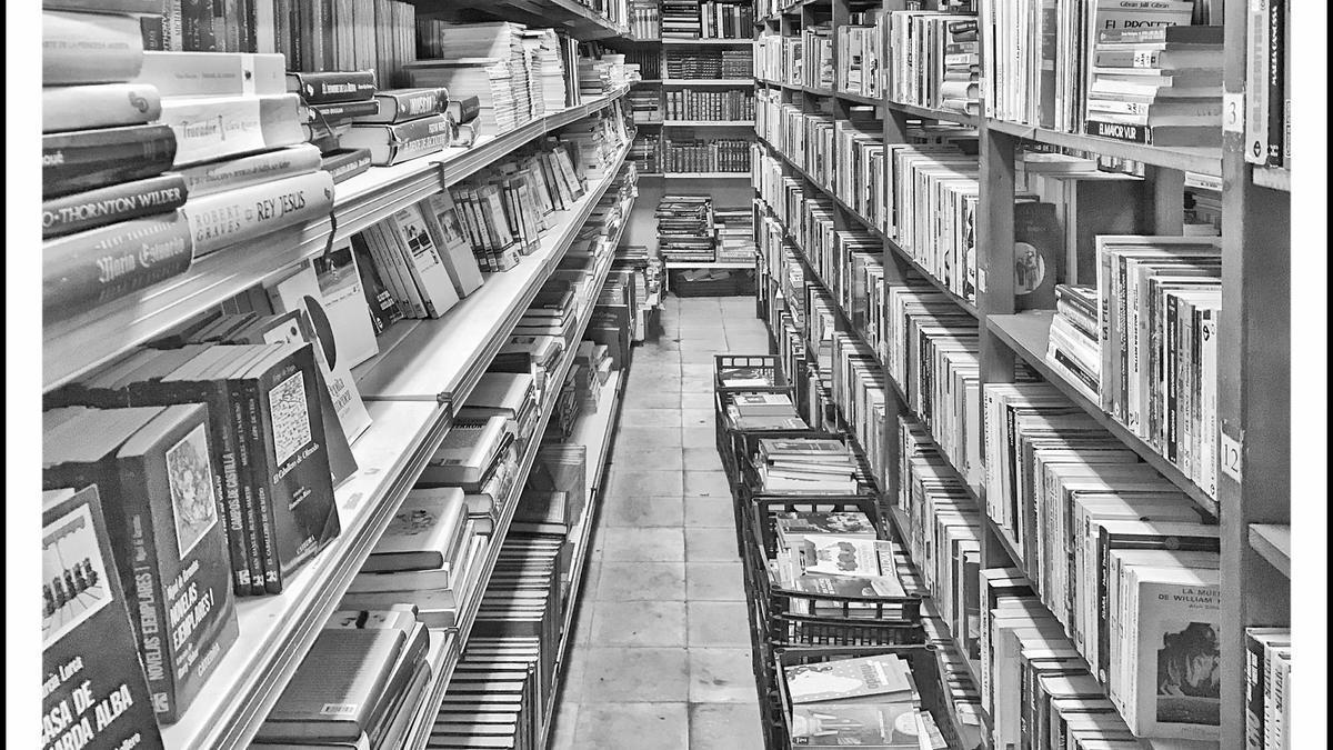 'Rincón del Lector'. Librería de la Obra Social. Las Palmas de Gran Canaria, 2021