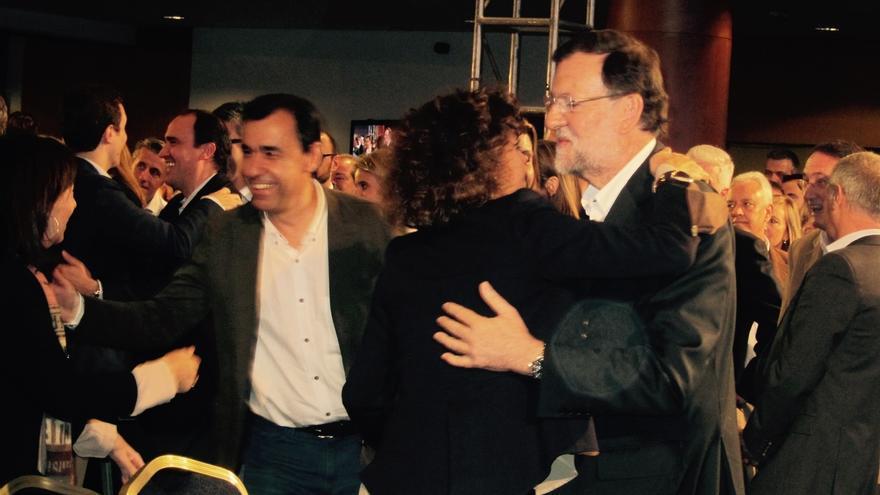 """Rajoy a los catalanes: """"Tranquilos, nadie os convertirá en extranjeros en vuestra casa"""""""