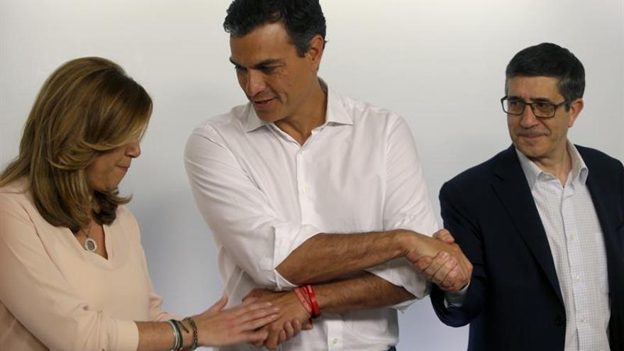 Pactos de integración generalizados en las delegaciones del congreso del PSOE