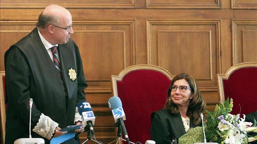 El anterior fiscal superior del País Vasco, Juan Calparsoro