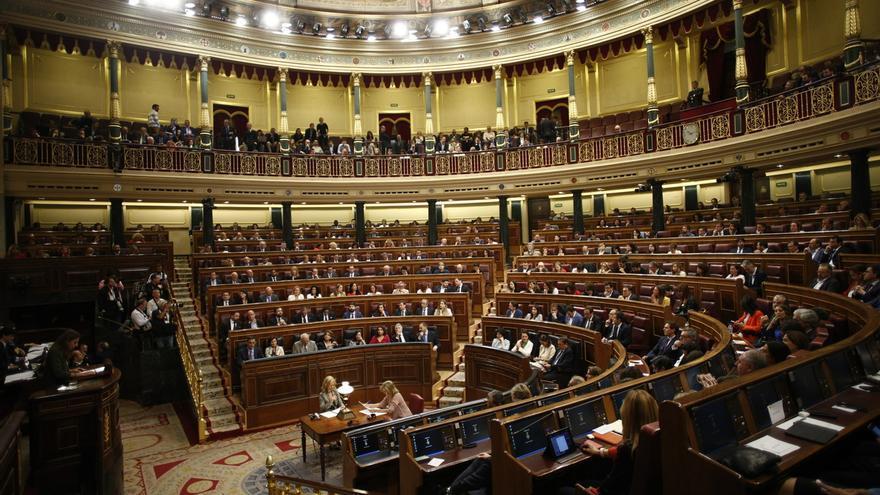El Congreso homenajea mañana a las víctimas del terrorismo, en medio de la polémica por la entrevista a Otegi en TVE