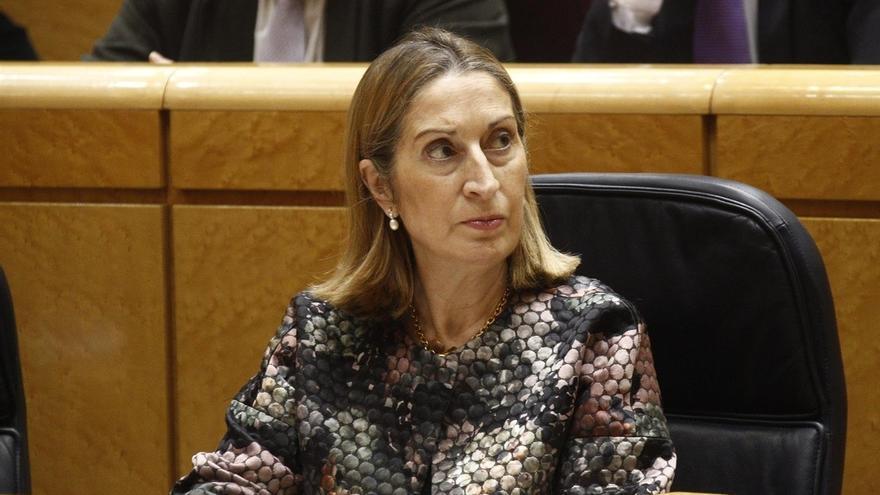 """Pastor defiende la inversión de Fomento en las carreteras canarias y acusa a CC de hacer """"demagogia"""""""
