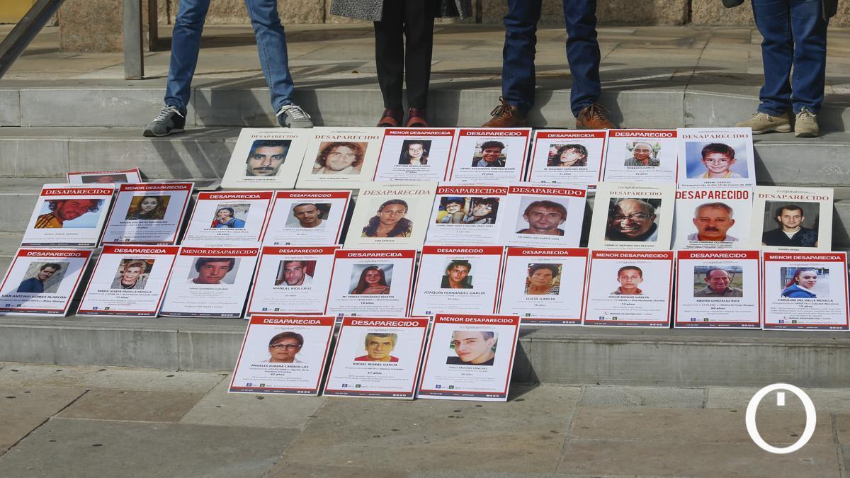 Cordoba tiene en la actualidad 46 personas desaparecidas, la cifra más baja de los últimos años