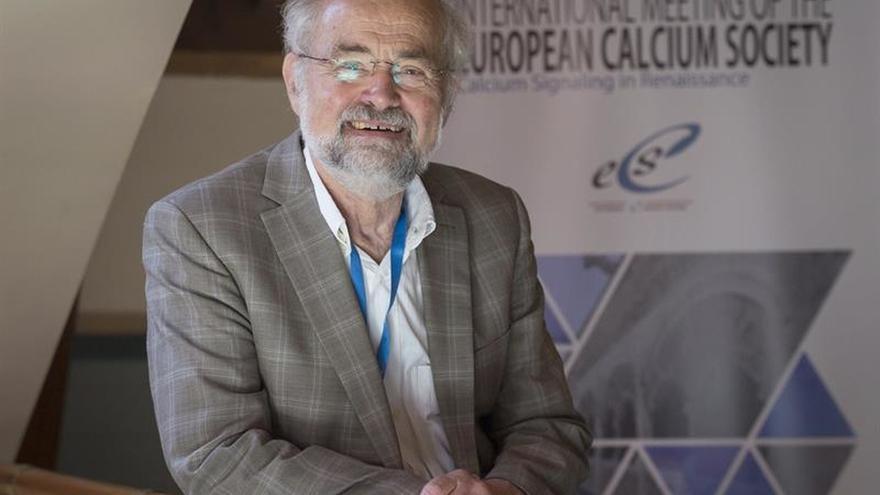 Erwin Neher, el Nobel alemán que clama contra la austeridad económica