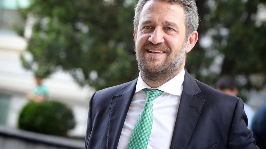 """Olano (PP) pide a Cs que sea responsable en Andalucía y afirma que el PP pactará con quien sea """"razonable"""""""