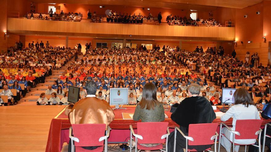 Inauguración del curso académico 2016-2017