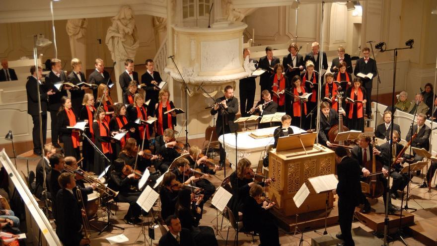El 'Oratorio de Navidad' de Bach llega al Palacio de Festivales de la mano de Le Concert Lorrain