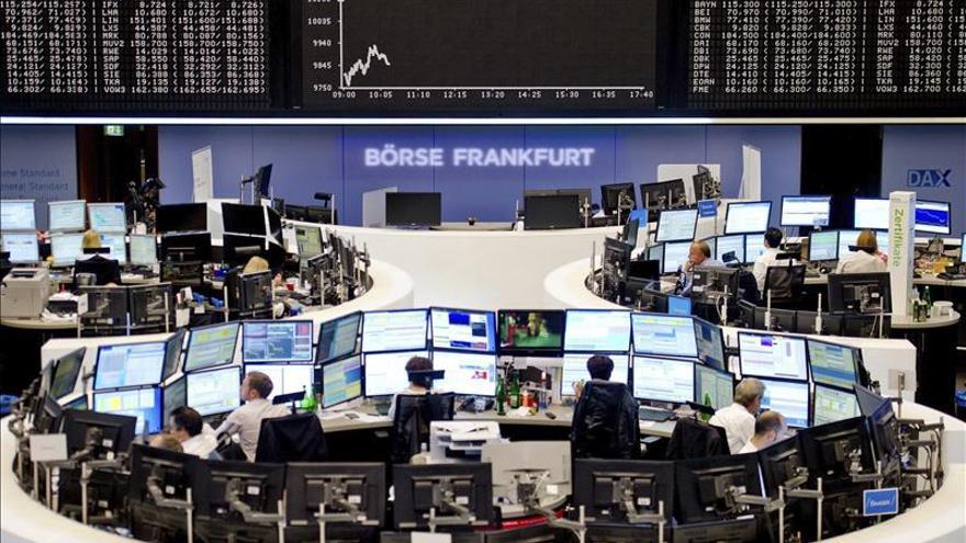 La Bolsa de Fráncfort sube un 0,4 por ciento en la apertura