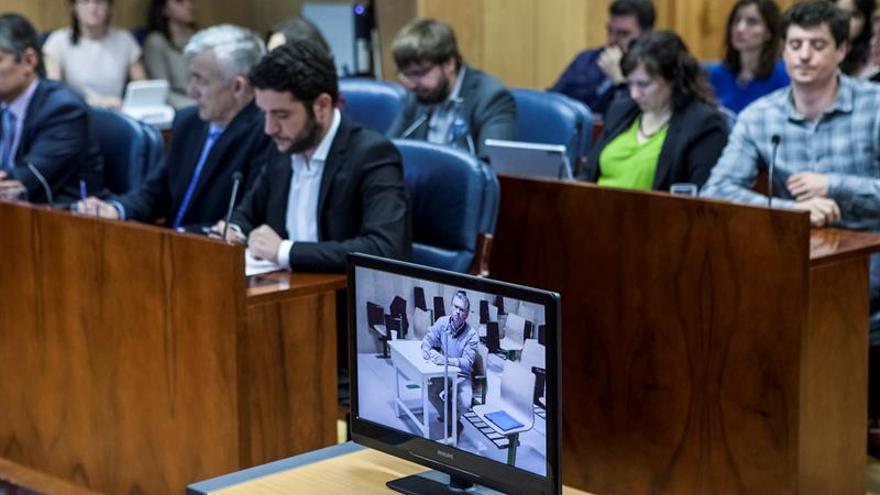 La Asamblea rechaza la comparecencia del PP en la comisión de investigación
