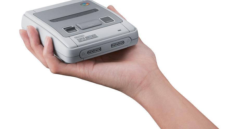 La SNES Classic Mini