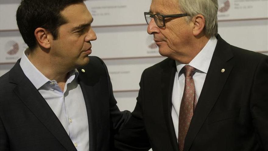 El Gobierno griego aclara que quiere llegar a un acuerdo hasta el domingo