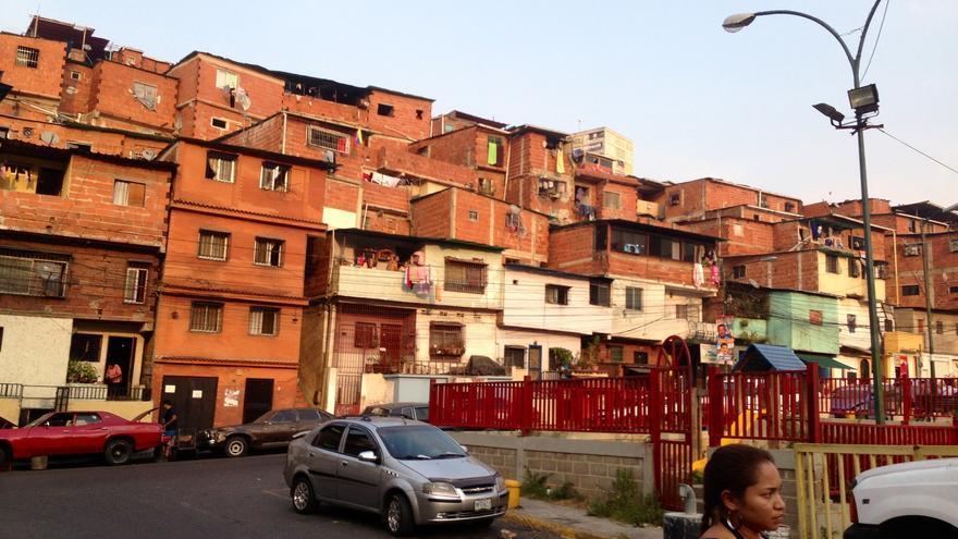 El barrio 23 de enero de Caracas (Foto: Olga Rodríguez)