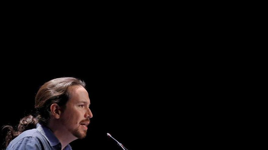 """Iglesias se confiesa avergonzado y pide la libertad para """"presos políticos"""""""