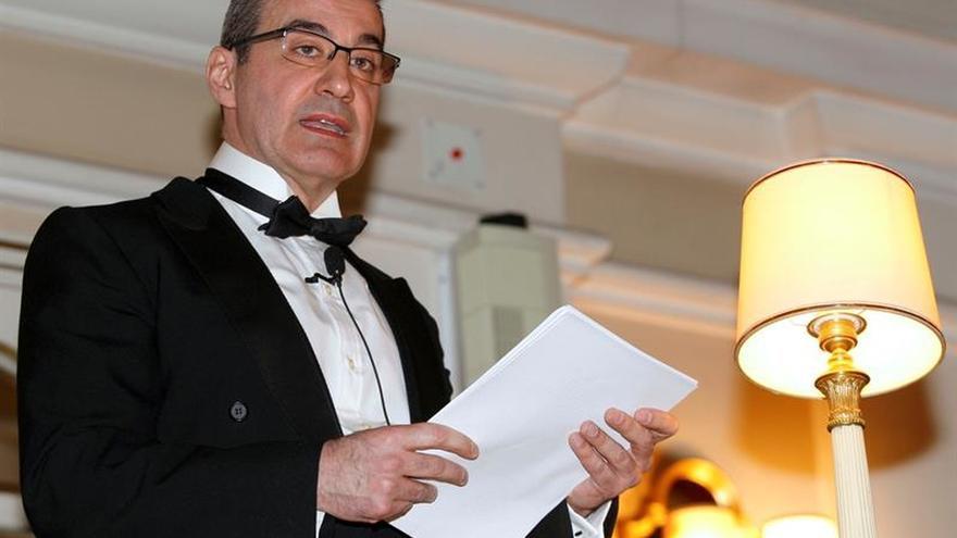Feliciano Barrios, Premio Nacional de Historia de España 2016