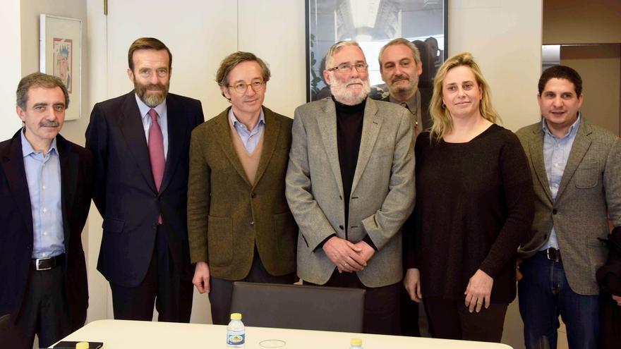 El gobierno se decanta por el banco de espa a como sede for Centro asociado de madrid