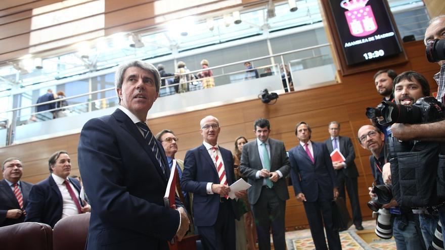"""Garrido se propone, """"como Suárez"""", gobernar desde el centro sin perder las señas de identidad del PP"""