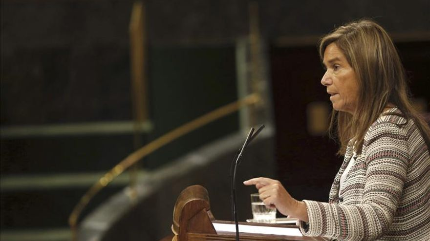 Ana Mato no asiste al pleno del Congreso sobre las medidas anticorrupción