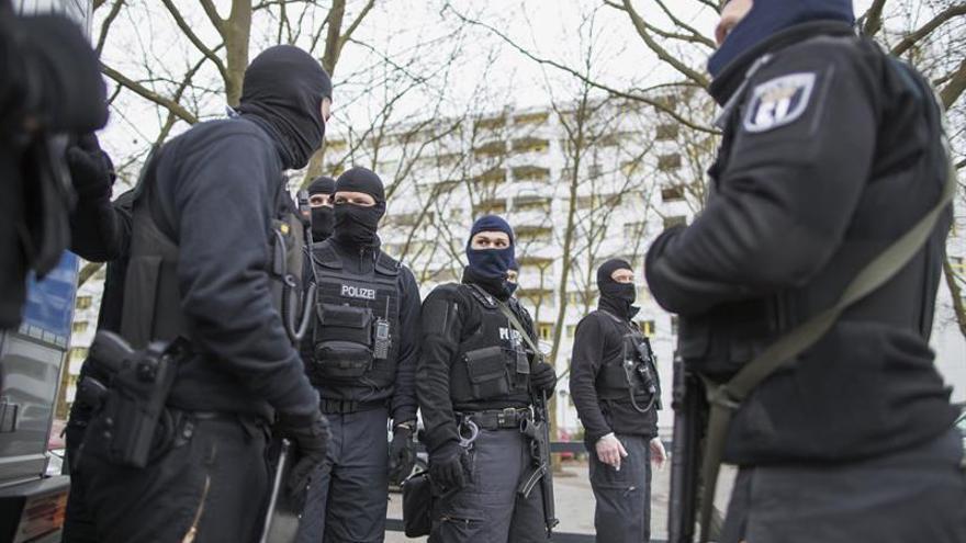 Detenido en Alemania planeaba un atentado contra la embajada rusa, dice la fiscalía