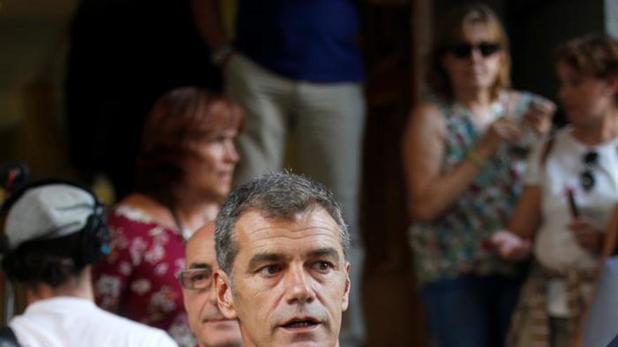 Toni Cantó presidirá la nueva comisión de Lucha contra la Corrupción