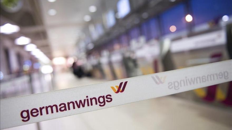Cancelados 160 vuelos de Germanwings por una huelga de pilotos